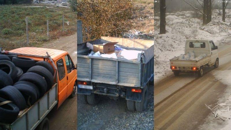 В Тбилиси с помощью фотоловушек было зафиксировано 35 фактов загрязнения окружающей среды