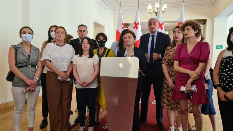 НПО призывают парламент Грузии отказаться от изменения правил квотирования на выборах
