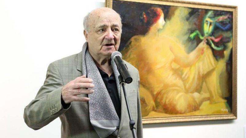 Скончался грузинский художник Зураб Нижарадзе
