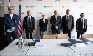 სილქნეტმა და SAS-მა სტრატეგიული პარტნიორობის ხელშეკრულებას მოაწერეს ხელი