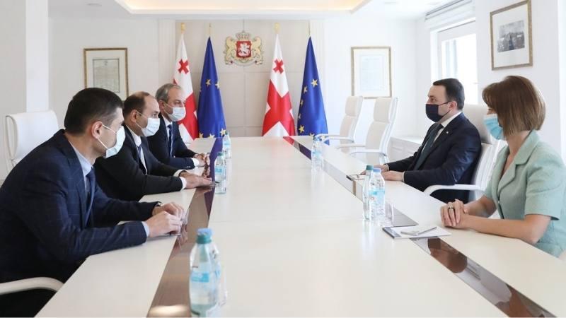 Должность нового губернатора в регионе Гурия займет Гиорги Урушадзе