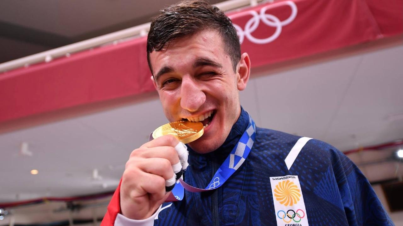 Олимпийский чемпион Лаша Бекаури: «На призовые деньги верну бабушку и тётю из эмиграции»