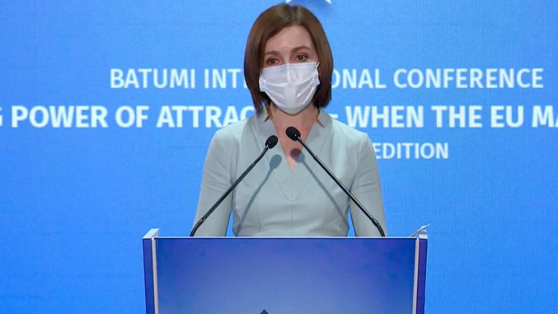 Майя Санду рассказала какой ущерб нанесла олигархическая система Молдове