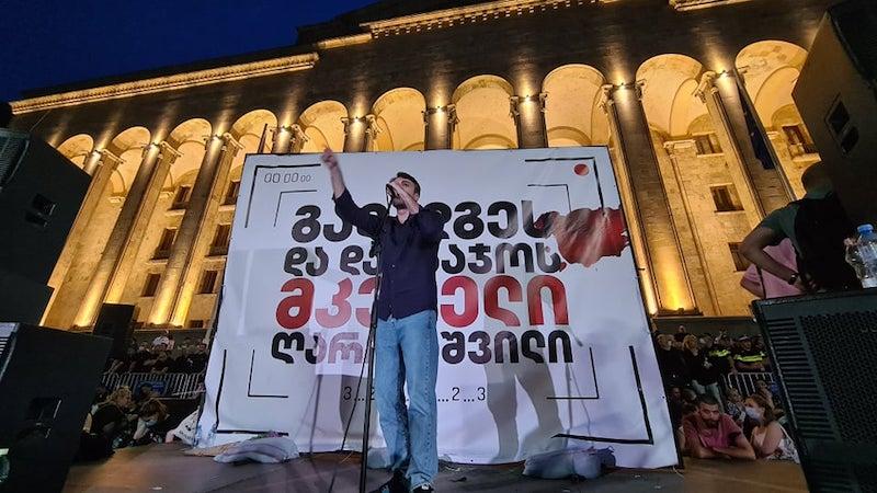 Движение «Shame Movement» предъявило ультиматум властям Грузии
