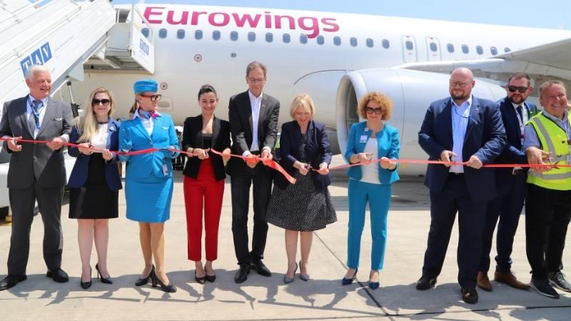 საქართველოში ახალი დაბალბიუჯეტიანი ავიაკომპანია შემოვიდა