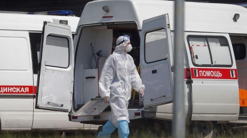 В России фиксируются рекордные показатели смертности от ковида
