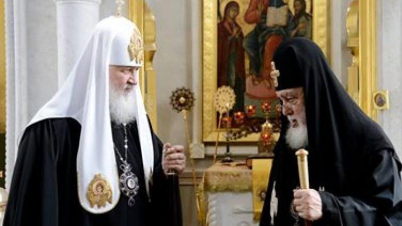საპატრიარქო აქვეყნებს ილია II-სა და რუსეთის პატრიარქის მიმოწერას გახელაძის გათავისუფლებასთან დაკავშირებით