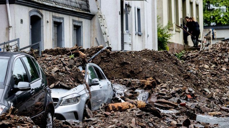 ევროპაში წყალდიდობის შედეგად გარდაცვლილთა რაოდენობა 188-მდე გაიზარდა