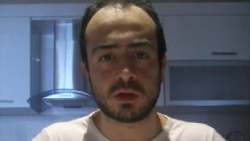 В «Stamba Hotel» заявили, что азербайджанский блогер Хусейн Бакиханов спрыгнул с крыши