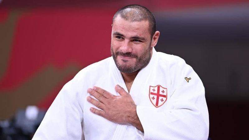 Грузинский дзюдоист Гурам Тушишвили вышел в финал Олимпийских игр