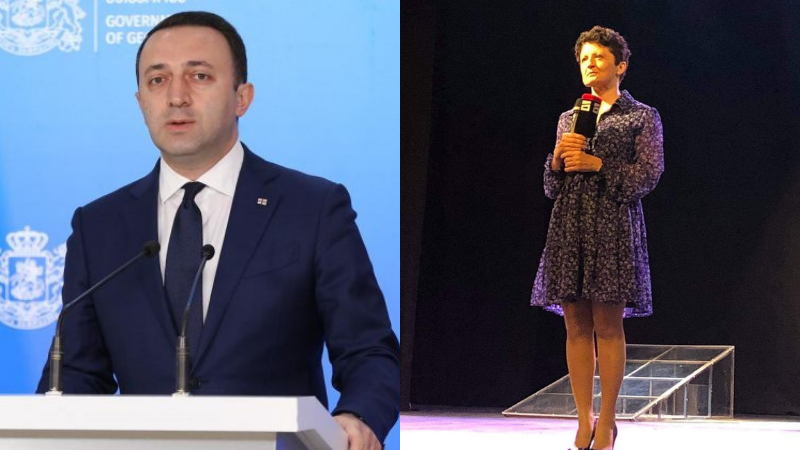 Премьер Грузии заявил, что ничего не знает об инциденте с микрофоном телеканала «Mtavari arkhi»