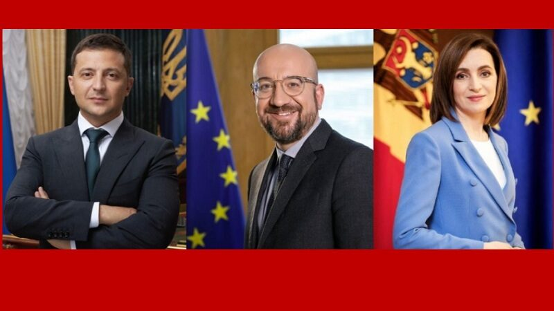 ზელენსკი, სანდუ და მიშელი – ბათუმში საერთაშორისო კონფერენცია გაიმართება