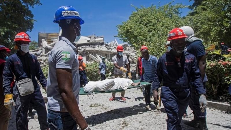 ჰაიტიში მიწისძვრას, სულ მცირე, 1297 ადამიანი ემსხვერპლა