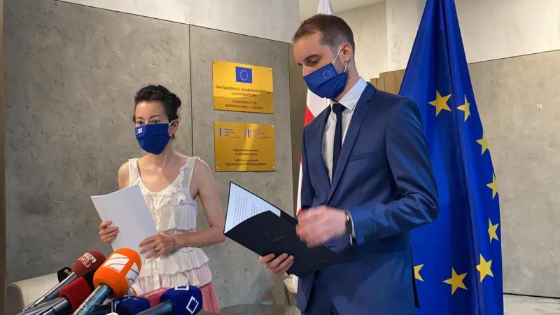"""EU – """"საქართველომ ვერ შეძლო მაკროფინანსური დახმარების პირობების შესრულება"""""""