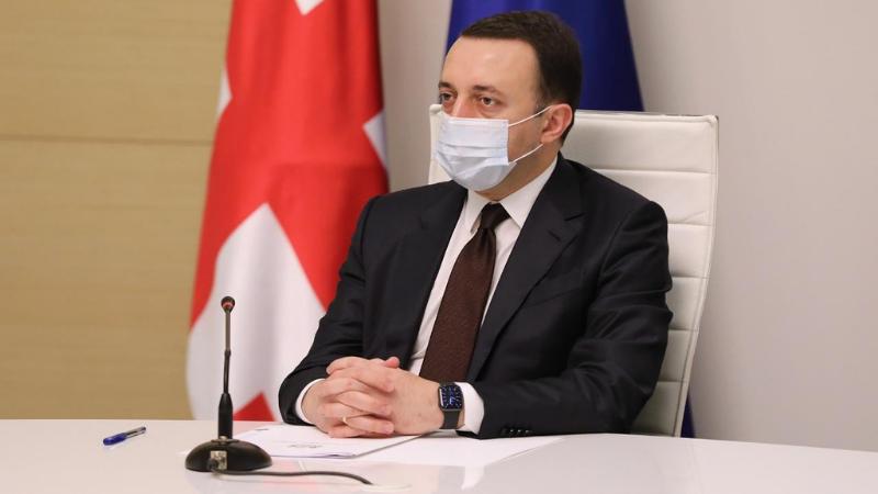 Премьер Грузии: На фоне получения вакцин закрытие страны будет абсолютно неоправданным