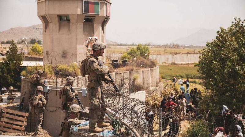 """აშშ-მ დარტყმა მიიტანა """"ისლამური სახელმწიფოს"""" წინააღმდეგ ავღანეთში"""