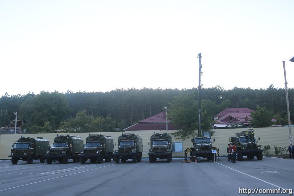 """მოსკოვმა ცხინვალს """"სამშვიდობო და თავდაცვითი"""" სამხედრო ტექნიკა გადასცა – ოსური მედია"""