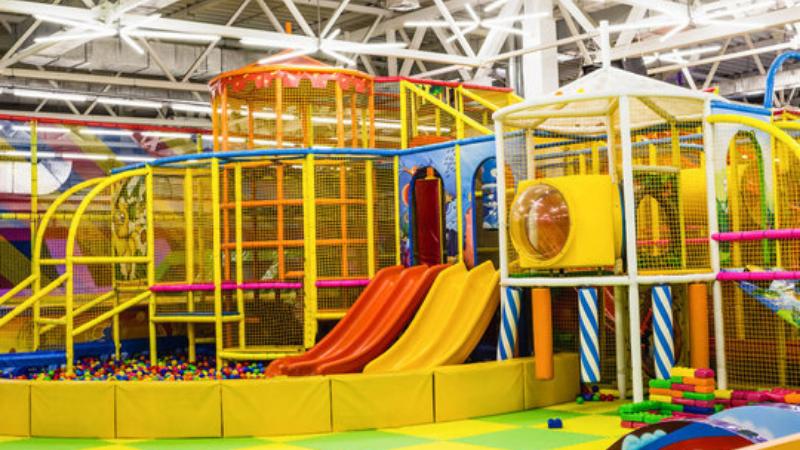 Детские развлекательные центры предположительно возобновят работу с 4 октября