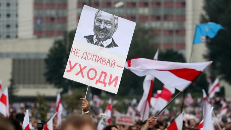 Белорусские активисты критикуют приглашение ЦИК Беларуси для наблюдения за выборами в Грузии