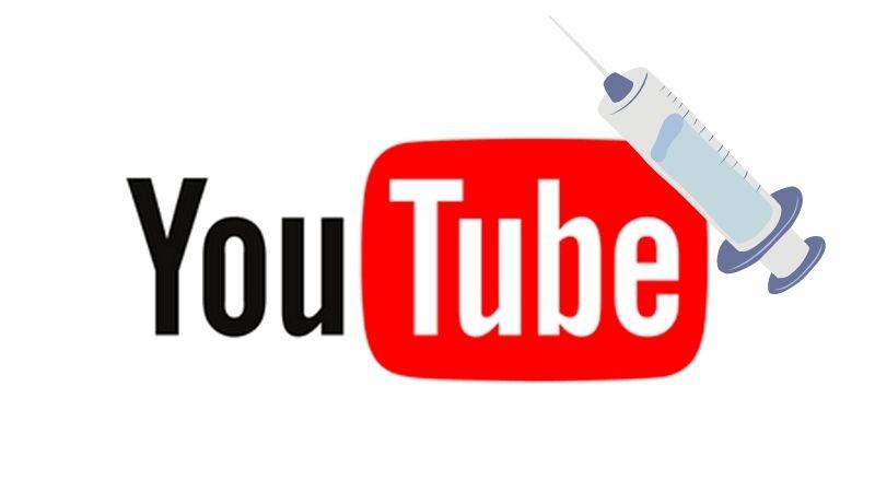 YouTube ბლოკავს ვაქცინის საწინააღმდეგო ყოველგვარ მასალას