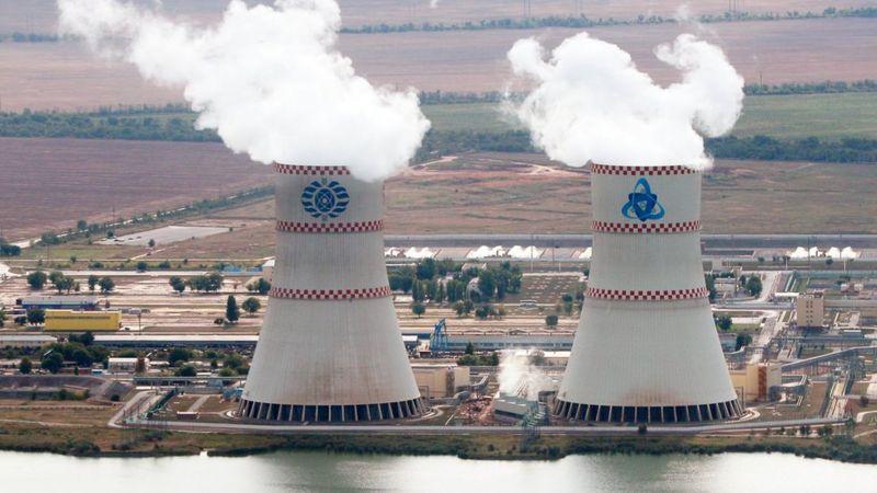 როსტოვში მილის ხარვეზის გამო ატომური ელექტროსადგურის მეორე ბლოკი გააჩერეს