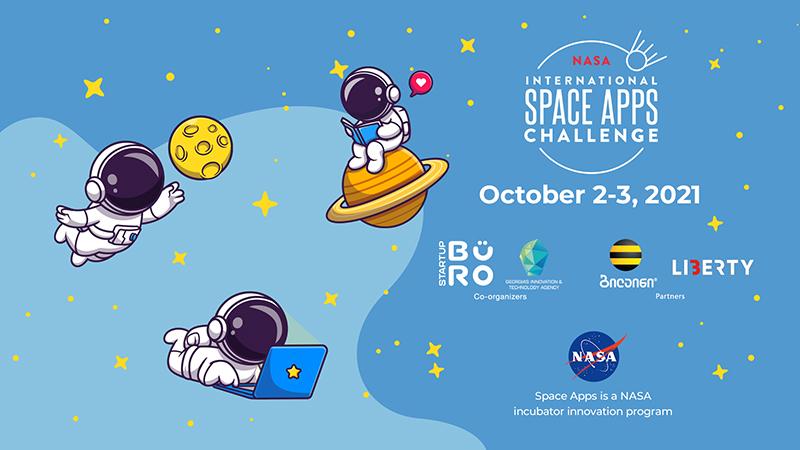 ბილაინის მხარდაჭერით ჩატარდა NASA Space Apps Challenge საქართველო