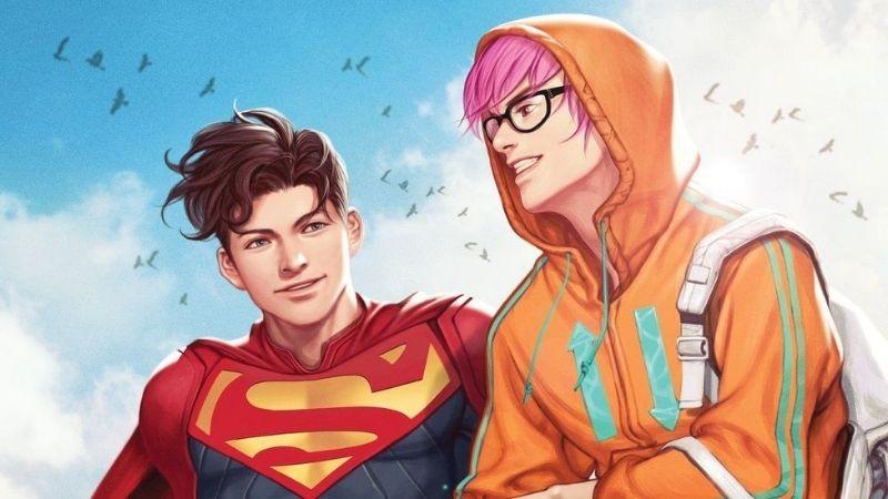 DC Comics-ის თქმით, ახალი სუპერმენი ბისექსუალი იქნება