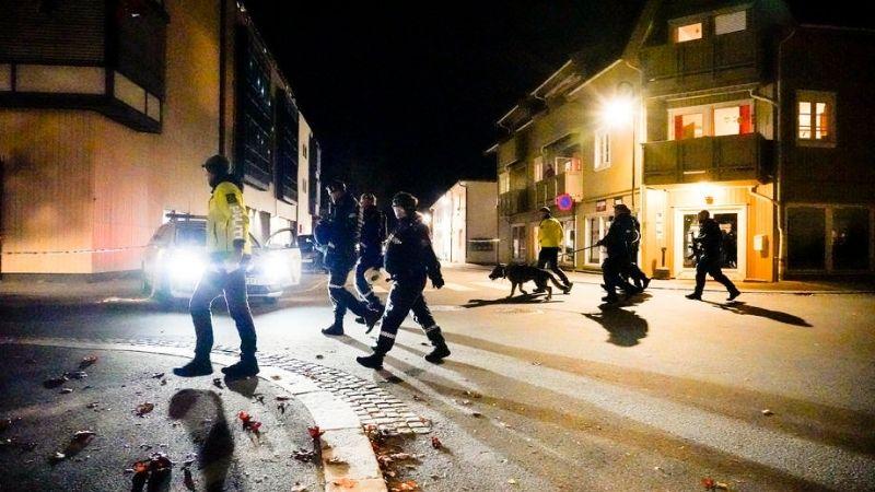 ნორვეგიაში მომხდარ თავდასხმას ხუთი ადამიანის სიცოცხლე ემსხვერპლა