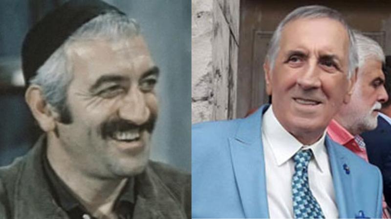 Скончался грузинский актер Амиран Кадеишвили